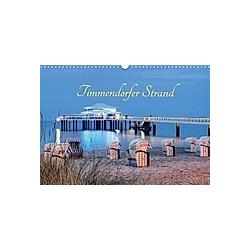 Timmendorfer Strand (Wandkalender 2021 DIN A3 quer)