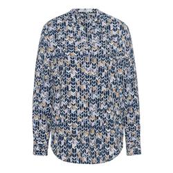 Brax Klassische Bluse Style Velvet 40