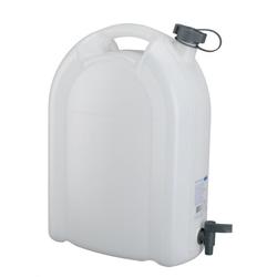 Wasserkanister mit Ablasshahn 20 l