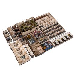 Laserox Spiel, Laserox Journey Organizer / Insert für Herr der