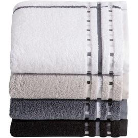 VOSSEN Atletico Handtuch (50x100cm) weiß