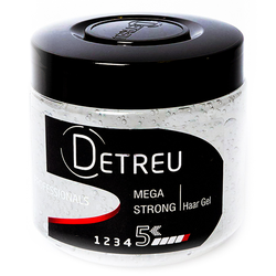 Detreu Mega Strong Haargel 700 ml