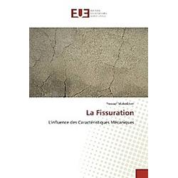 La Fissuration. Youssef Mokeddem  - Buch