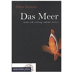 Das Meer. Otto Janson  - Buch