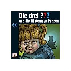 Die drei Fragezeichen - Hörbuch - 180 - Die flüsternden Puppen - Hörbuch