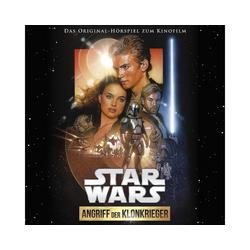 Universal Hörspiel CD Star Wars 2 - Angriff der Klonkrieger