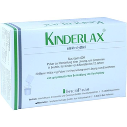 Kinderlax elektrolytfrei