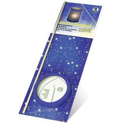 Laternen-Bastelset 7 'Sternenhimmel'