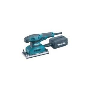 Makita BO3711 Blau/Schwarz Schwingschleifer Schleifmaschine Elektrowerkzeug (BO3711)