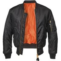 Brandit Textil MA1 Classic schwarz 2XL