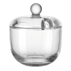 LEONARDO Zuckerdose Delight mit Deckel Glas, Glas, (1-tlg)