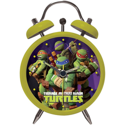 Joy Toy Kinderwecker Turtles Kinderwecker, 01443