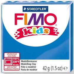 Modelliermasse Fimo Kids blau 42g