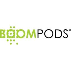 Boompods Digibuds HiFi In Ear Kopfhörer In Ear Headset, Lautstärkeregelung Rose, Titan