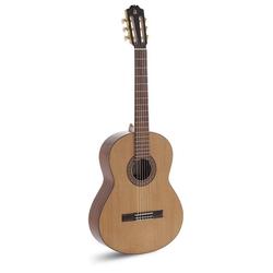 admira Konzertgitarre A2 - Konzertgitarre 4/4, massive Zederndecke, spanischer Halsfuß