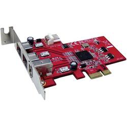 Renkforce 3 Port FireWire 800-Controllerkarte PCIe