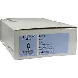 Coloplast Drainage-Beutel unsteril mini 2240