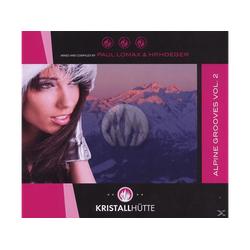 VARIOUS - Kristallhütte-Alpine Grooves 2 (CD)