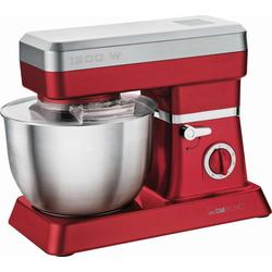 CLATRONIC Küchenmaschine CLATRONIC Knetmaschine Küchenmaschine 6,3 Liter 1200 W KM 3630 rot
