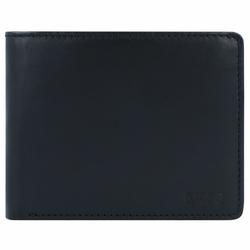 Bree Pocket 110 Geldbörse RFID Leder 12 cm blacksoft
