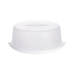 Emsa Tortenbutler Basic in weiß, 33 cm