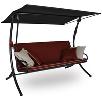 Angerer Royal Style Design Style terracotta 3-Sitzer