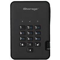 iStorage DiskAshur 2 HDD 4 TB USB 3.2 schwarz