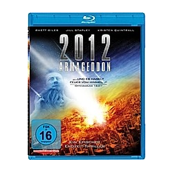 2012 Armageddon / Armageddon - Der Tag des jüngsten Gerichts - DVD  Filme