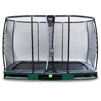 EXIT TOYS Elegant Premium Inground-Trampolin rechteckig