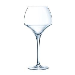 Chef & Sommelier Bierglas Beer Premium, Biertulpe Bierglas 550ml Krysta Kristallglas transparent 6 Stück Ø 10.7 cm x 23.3 cm