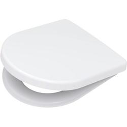 WC-Sitz »Pagette«, 271160-0 weiß 35.9 cm weiß