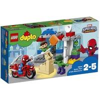Lego Duplo Die Abenteuer von Spider-Man und Hulk (10876)