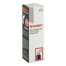 MYKORED gegen Fuß- und Nagelpilz 70 ml