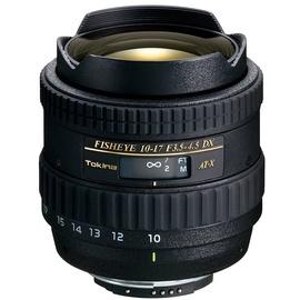 Tokina AT-X 10-17mm F3,5-4,5 DX Fisheye Canon EF