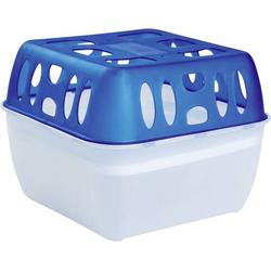 PINGI Profi-Dry Granulat-Luftentfeuchter 12m² Blau, Weiß