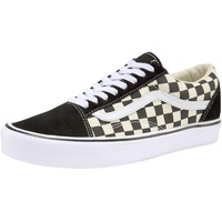 VANS Old Skool Primary Check black/white 37