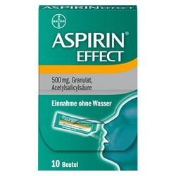 ASPIRIN Effect Granulat 10 St
