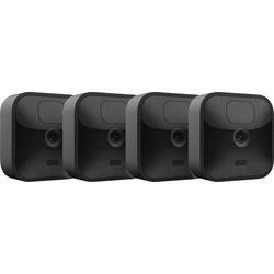 Blink Outdoor 4 Camera System B086DK9QWH WLAN IP-Überwachungskamera-Set mit 4 Kameras 1920 x 1080 P