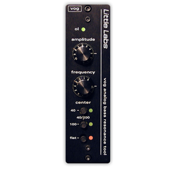 Little Labs - VOG Voice of God 500 Series Analog Bass Resonance Tool
