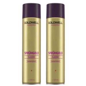 Goldwell Sprühgold Classic Gold Limited Edition 2x 600ml = 1200ml