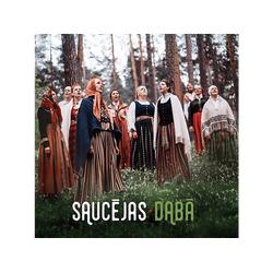 Saucejas - DABA (2CD+BOOK) (CD + Buch)