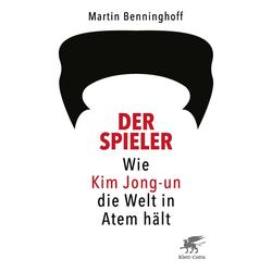 Der Spieler als Buch von Martin Benninghoff