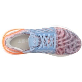 adidas Ultraboost 19 blue-multicolor/ white, 40.5