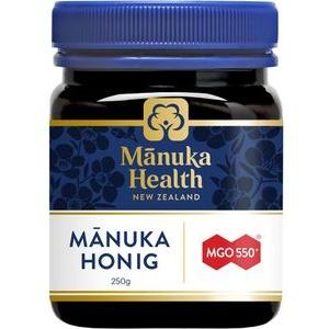 manuka-health Honig Manuka Honig MGO 550+, aus Neuseeland, 250g