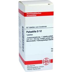 PULSATILLA D12