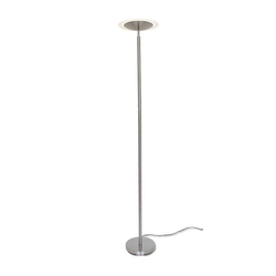 Kiom Stehlampe Led Deckenfluter YANIS M2 Touch Dimmer 24W w-weiß