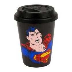 Könitz Coffee-to-go-Becher Superman Text Art 380 ml