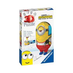 Ravensburger 3D-Puzzle 3D-Puzzle Minions 2 Motiv 2, 54 Teile, Puzzleteile