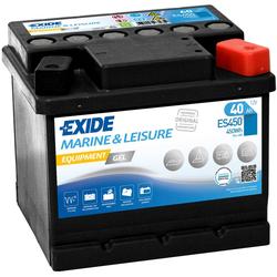 Exide ES450 Equipment Gel (Gel G40) 40Ah