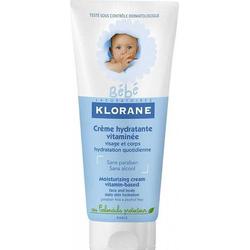 Klorane Creme Bébé Crème Hydratante Visage et Corps